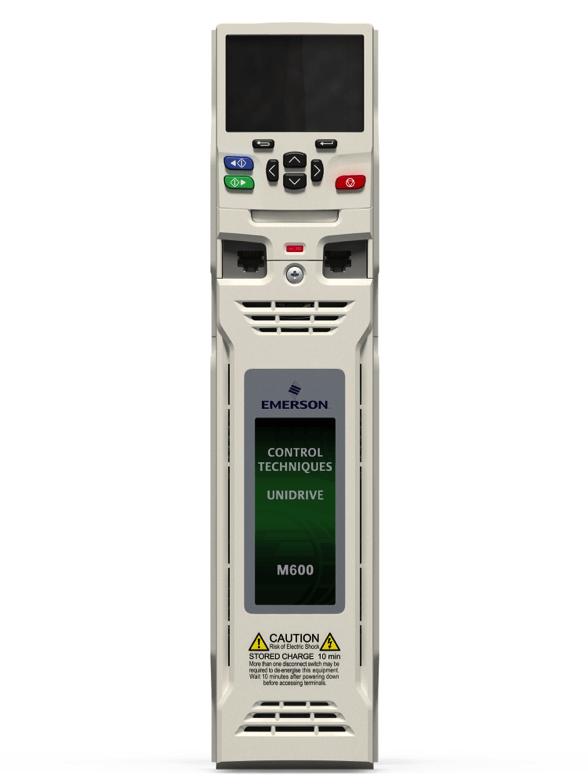 Unidrive M600 Emerson