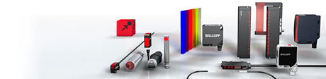 Balluff Photoelectric Sensors