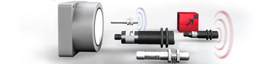Balluff Ultrasonic Sensors