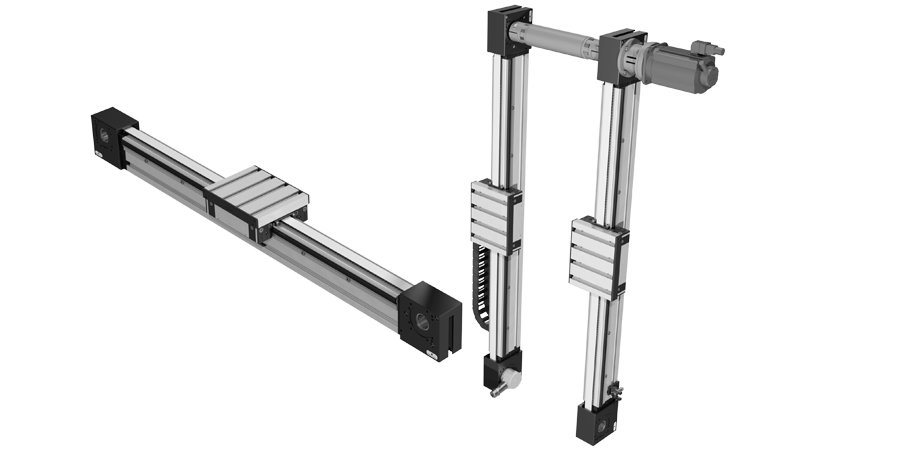 robounits linear system