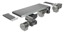 robounits belt conveyor