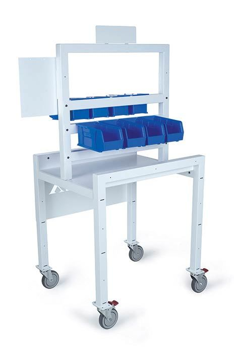 built systems material handling