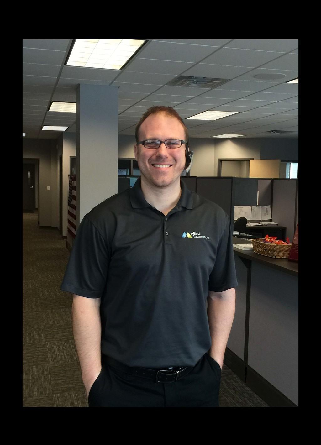 Meet Our Team Scott Redman Allied Automation Inc