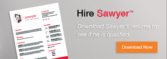 Download Sawyer's Resume