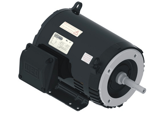 Electric Motor Tefc And Odp Type
