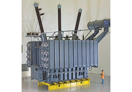 Transformer Industrial Manufacturing Automation