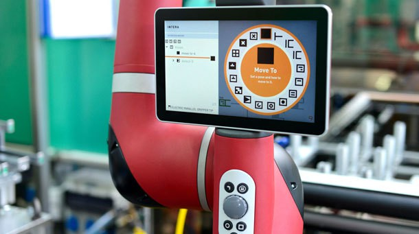 Intera 5 Automation Software from Rethink Robotics