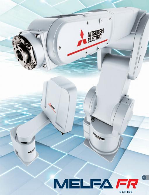 Mitsubishi Electric FR robots