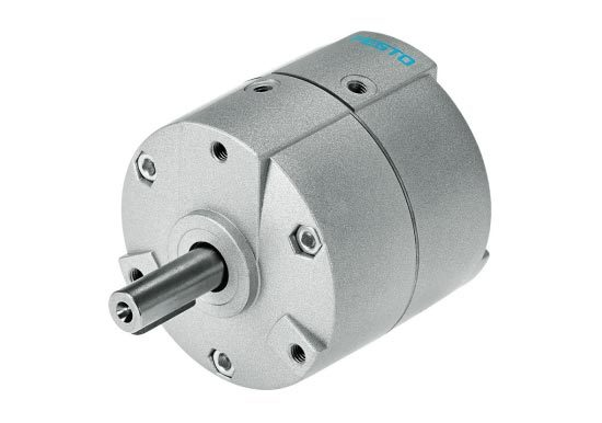 DRVS Semi-Rotary Actuators with Rotary Vane