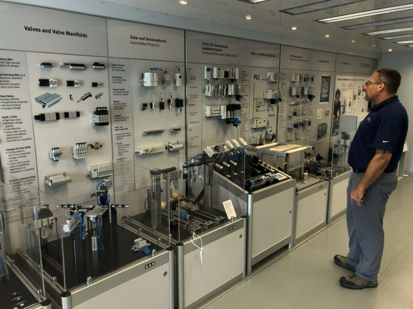 Allied Automation And Festo S Mobile Mechatronics Lab Mml