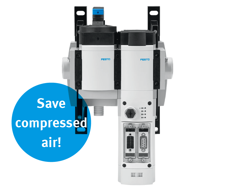 Festo S Efficiency Module Mse6 E2m Enables You To Save