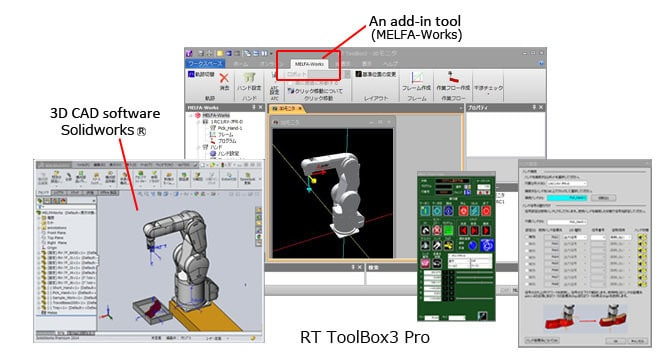 NEW RT-Toolbox3 Robot Software: No Teach Pendant Required - Allied