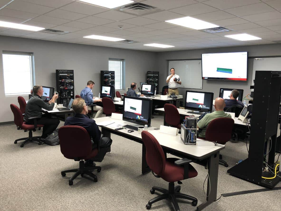 Check Out Our World Class Training Facility And Industry Leading Automations Gt Servo Circuits Motor Controller Pic16f84 L5979 Indiana Center Gives Customers In Kentucky Ohio A Convenient Source For Festo Pneumatic System Mitsubishi Electric Plc Motion