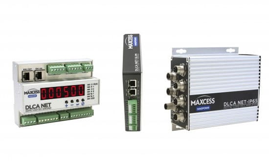 Digital Load Cell Amplifiers with Built-in Ethernet Communications