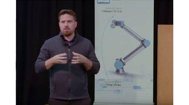 Dayton AMTS 2018 Cobot Presentation